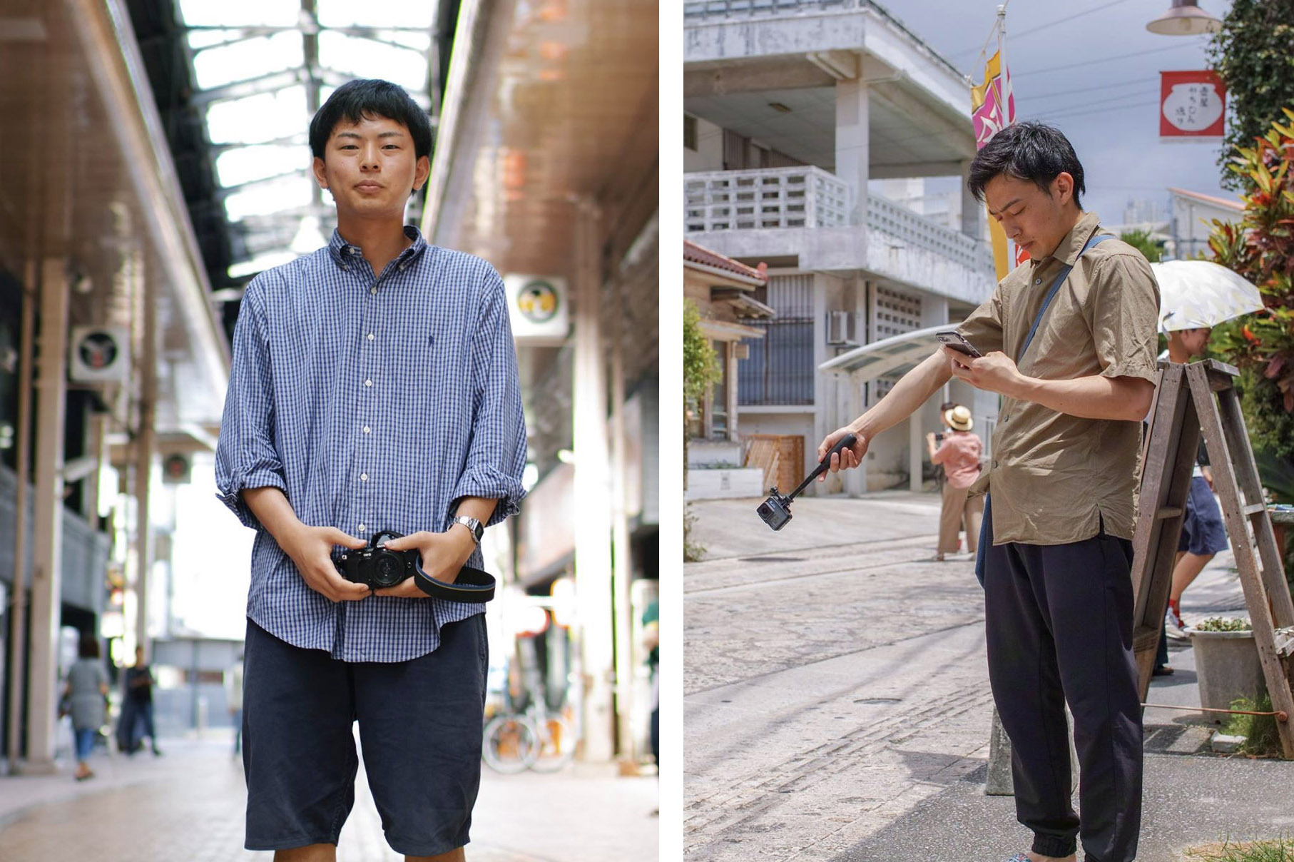 Mr.Yano&Mr.Sato